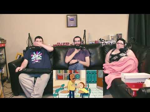 Renegades React To... Rick And Morty - Season 1, Episode 1