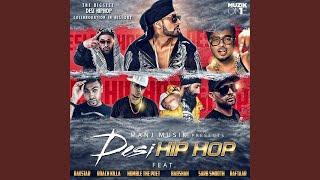 DesiHIPHOP feat Raxstar Humble the Poet Raftaar Roach Killa Sarb Smooth & Badshah