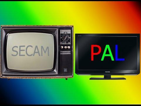 Что такое NTSC PAL