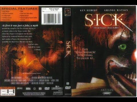 S.I.C.K Serial Insane Clown Killer 2003 HORROR MOVIE