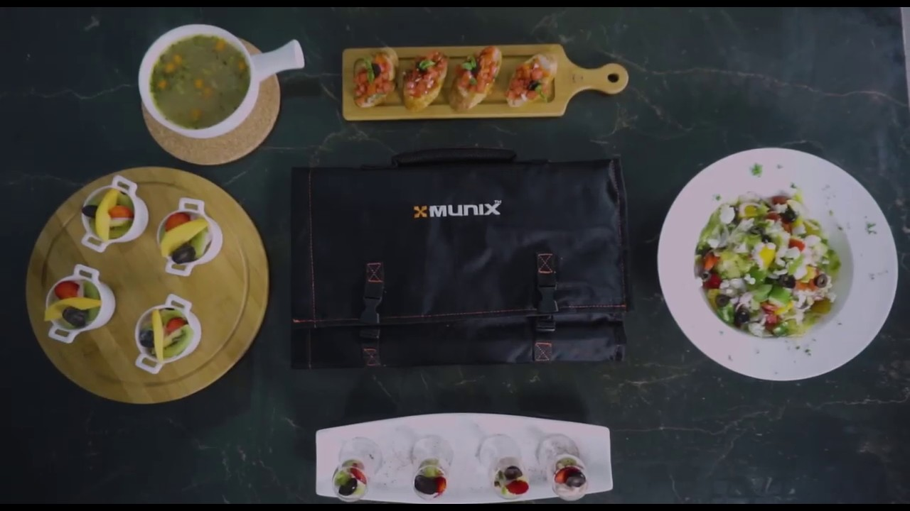 Munix Knife Promotional Video