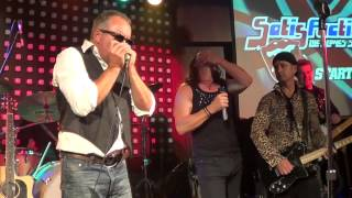 Satisfaction - The Stones Show performing 'Midnight Rambler' on 01-03-2014