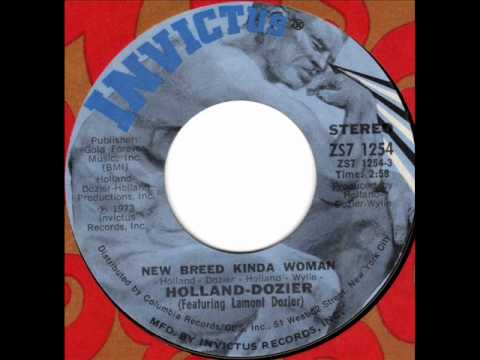 HOLLAND-DOZIER New breed kinda woman  70s XO Soul
