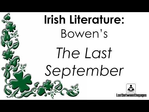 """Bowen's """"The Last September"""""""