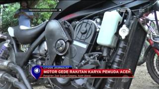 Download Video Motor Gede Rakitan Warga Aceh - IMS MP3 3GP MP4