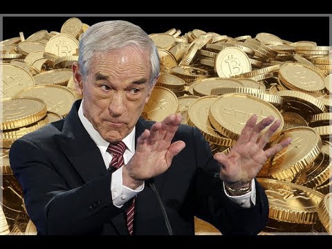 Ron Paul - BitCoin Could Destroy US Dollar