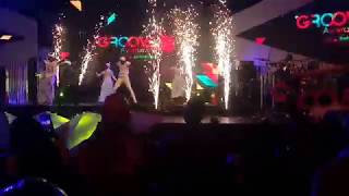 Performances Groove Awards 2018