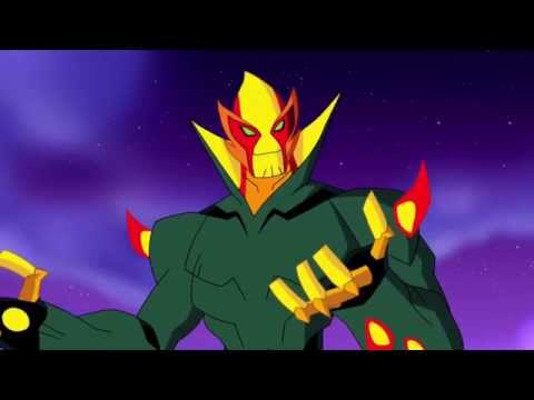 Ben 10 Omniverse : New Swampfire Transformation