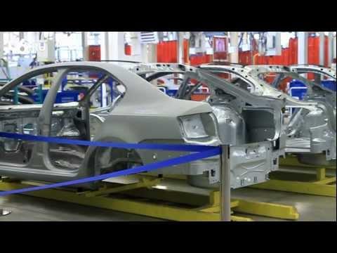 Производство Volkswagen/Skoda в Нижнем Новгороде