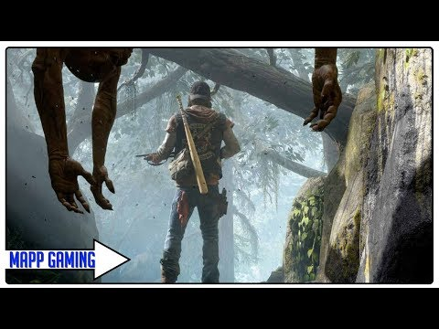 """NEW """"DAYS GONE"""" GAMEPLAY REACTION & DISCUSSION! ZOMBIE VIDEO GAME"""