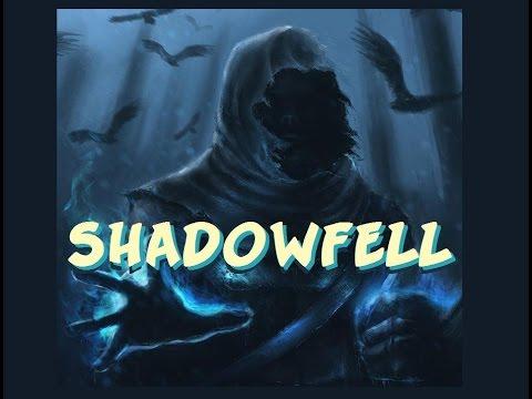 Exploring the Shadowfell