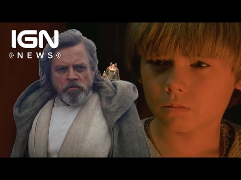 Star Wars: Mark Hamill Defends Jake Lloyd and the Prequels  IGN
