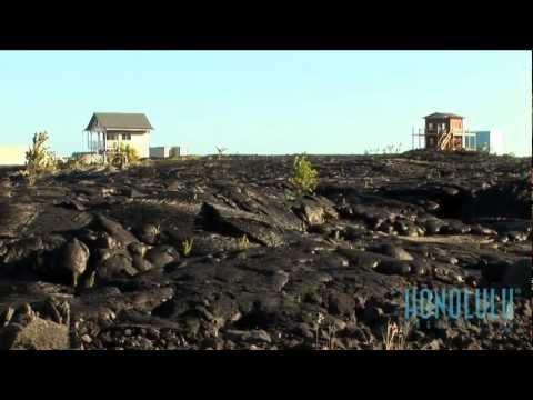 Living on the Lava, Big Island, Hawaii