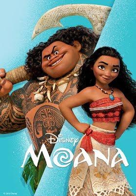 Moana Official Trailer - YouTube