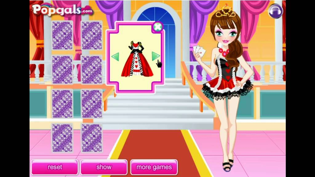 Poker Princess Dress Up Game - Y8.com Online Games by