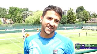 Janko Tipsarević o Prijateljstvu sa Novakom Đokovićem | SPORT KLUB TENIS