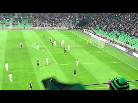 28.11.19 Краснодар - Базель лига Европы 1:0