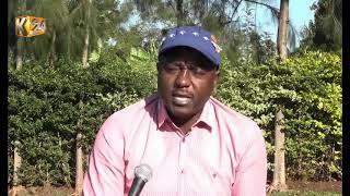 Mark Nyamita 's voices his concerns on census  courtesy K24TV Kenya .