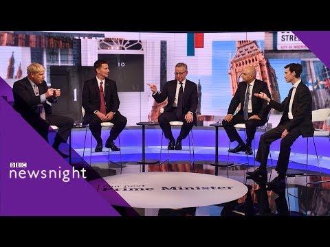Tory leadership debate: MPs react to TV clash - BBC Newsnight