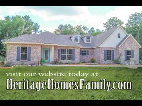 Heritage Homes - Bonus Room Floor Plan - Video Tour
