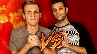 MILAN vs DAVID - BEST OF 3 CHALLENGE! RONDE 2