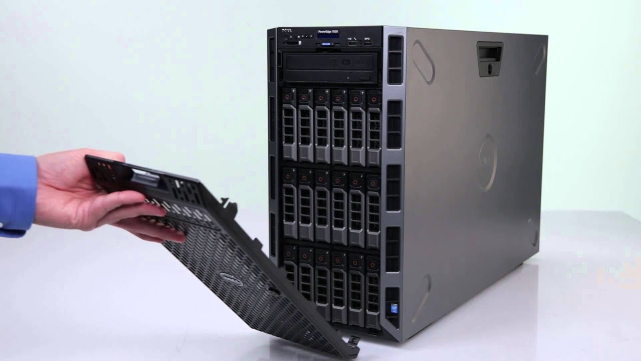 Dell Poweredge 13g Tower Servers Remove Amp Install