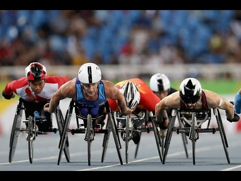 Athletics | Men's 800m - T53 Final | Rio 2016 Paralympic Games
