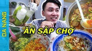 Ăn sạch chợ Bắc Mỹ An, Kem Bơ ngon nức tiếng   Du lịch Đà Nẵng #5. VietNamTravel