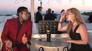 Actor Hakeem Kae-Kazeem cruises with Celebrity Wine Review