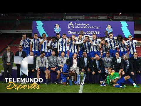 Porto da a conocer su equipación y borra a mexicanos   Telemundo Deportes   Telemundo Deportes