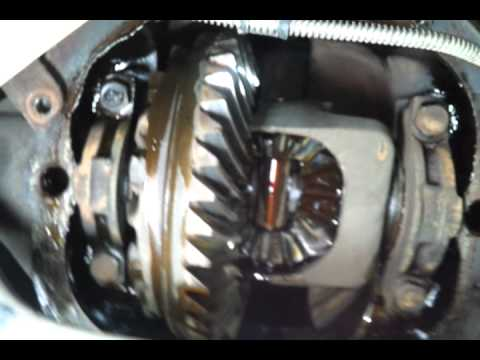 2002 Chevrolet S-10 Xtreme Rear Differential - YouTube