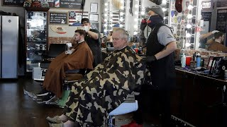Hair salons, barbershops allowed to reopen immediately in most California counties