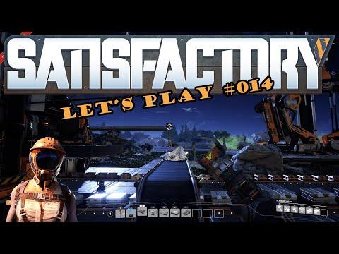 Satisfactory Let's Play #014 - Deutsch - Eisenmangel