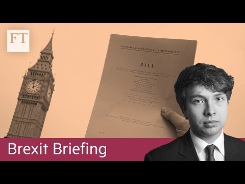 UK publishes 'shoddy' Brexit white paper