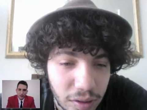 Arjan chats with Benny Blanco