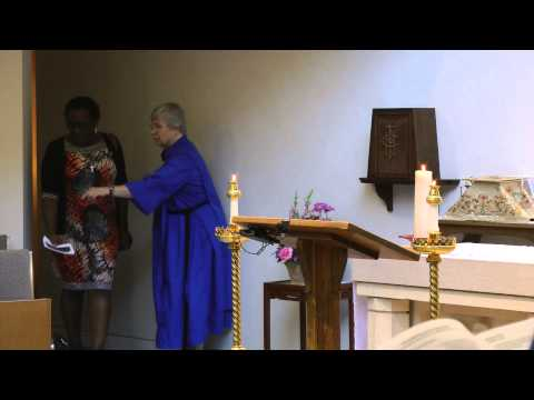 Sisterhood of St. John the Divine-130th Anniversary Eucharist, Part 1