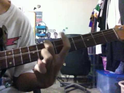 Slum - NPIA [Earthistz Guitar Rhythm Cover]