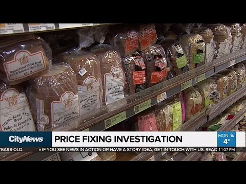 Competition Bureau raids offices of grocery retailers in price-fixing probe