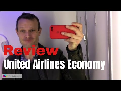 Review: Flying United Airlines Economy Long Haul (Australia To The USA)