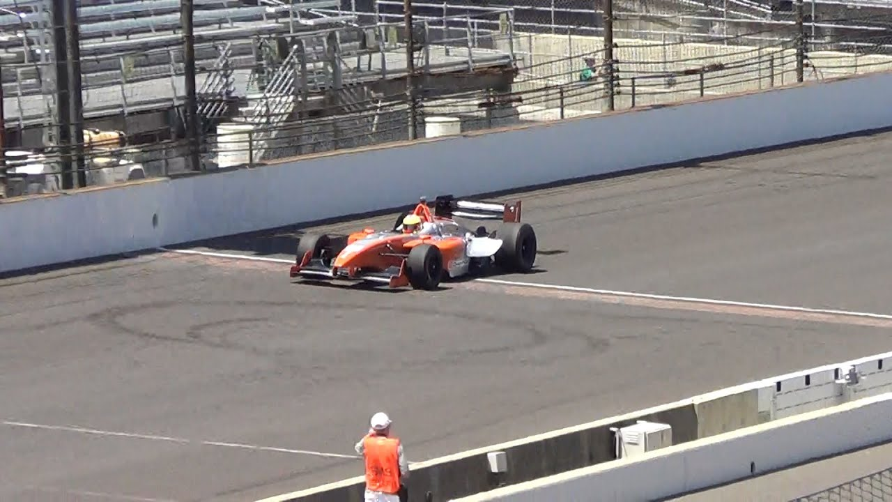 Champ Car Panoz DP-01 at Indianapolis (PURE HD SOUND) - YouTube