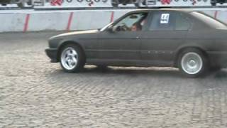 Drift  King - BMW  E34 544  Drifting :)