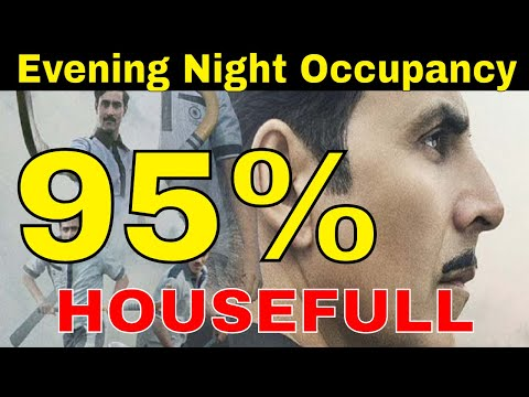 Gold Movie 1st Day Evening & Night 95% Occupancy Report – Gold 1st Day Box Office Collection