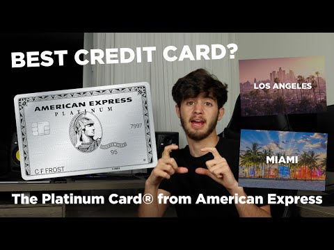 Why You Need The Platinum Card From American Express
