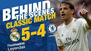 inside corazn classic match 2019 real madrid 5 4 chelsea