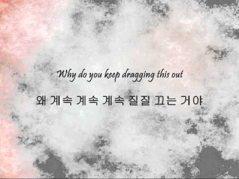 C.N Blue - 나란 남자 (A Guy Like Me) [Han & Eng]