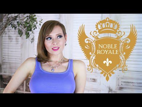 #ТестДрайв Нишевые Ароматы Noble Royale Perfumes: Обзор и Рекомендации | Нишевая Парфюмерия