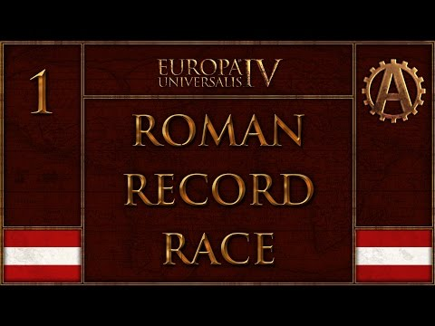 EUIV The Holy Roman Record Race 1
