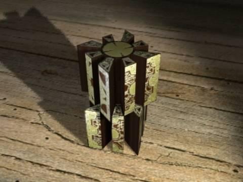 3D Hellraiser Puzzle Box - Lament Configuration RM2