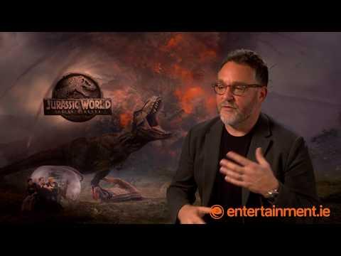 Colin Trevorrow talks Jurassic World: Fallen Kingdom, nostalgia and taking risks