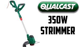 QUALCAST 350W STRIMMER Lawn cutter